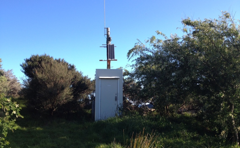 The Telecom Hut